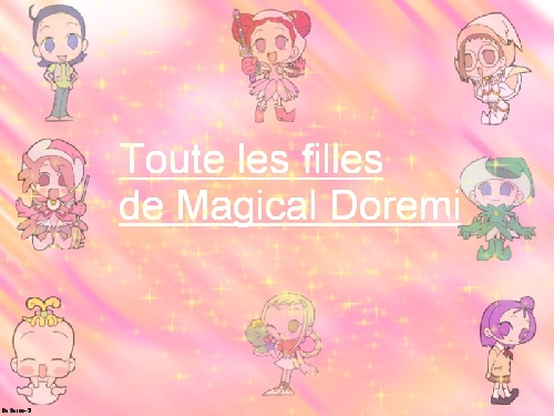 Montage Magical Doremi