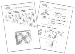 Cahier outil - mathématiques