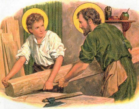 """Résultat de recherche d'images pour """"ST JOSEPH PATRON DE MENUISIER EBENISTE"""""""