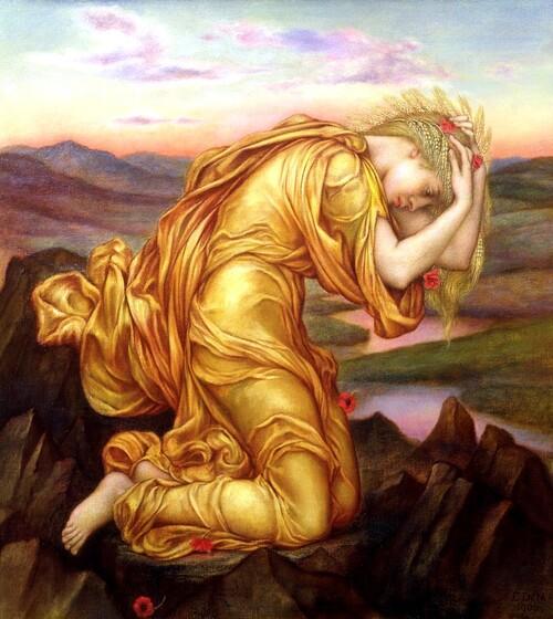 Equinoxe d'Automne, du chagrin de Cérès à la mort de l'Eté