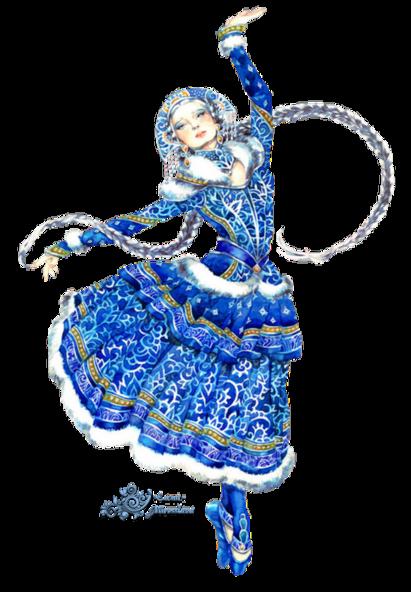 danse, petite poupée russe !