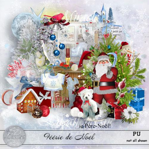 """""""Féérie de Noël"""" by Louise L"""
