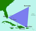 la Triangle des Bermudes