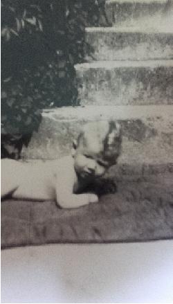 Moi en 1950