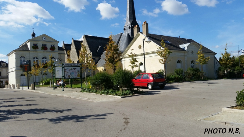 PLACE EGLISE MAIRIE