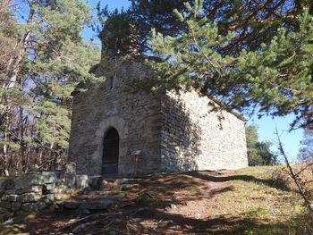 La chapelle  Saint-Léger