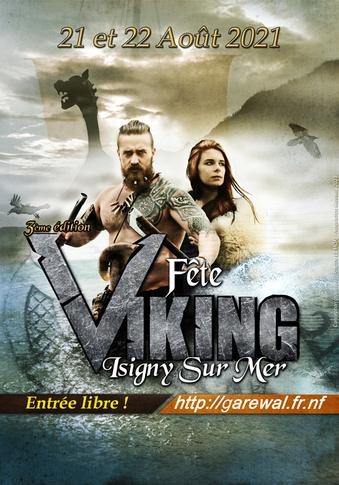 Fête Viking d'Isigny (3ème édition) Garewal