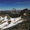 Du Vértice de Anayet (2559 m), Sesques, Ossau, pico de Anayet et Lurien