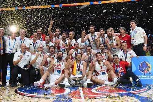 España: Campeona de Europa de baloncesto