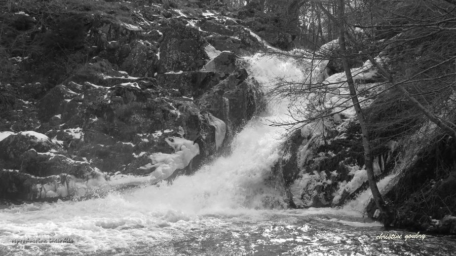Le saut du gouloux (1) Parc Naturel du Morvan