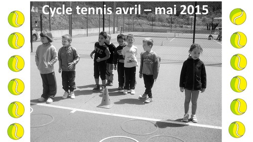 Cycle tennis GS - avril / mai 2015