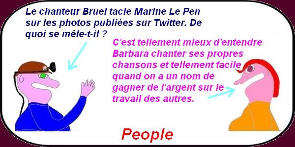 bruel tacle marine