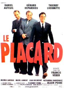 BOX OFFICE FRANCE 2001