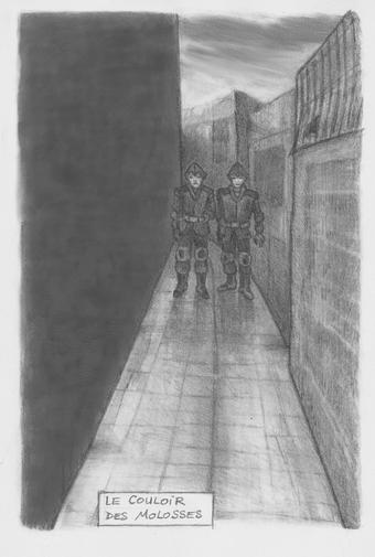 Le Couloir des Molosses