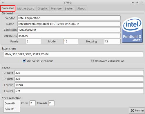 Inventorier son système avec CPU-G