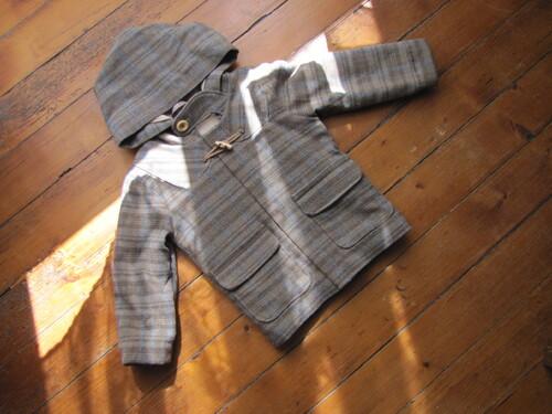 le duffle coat