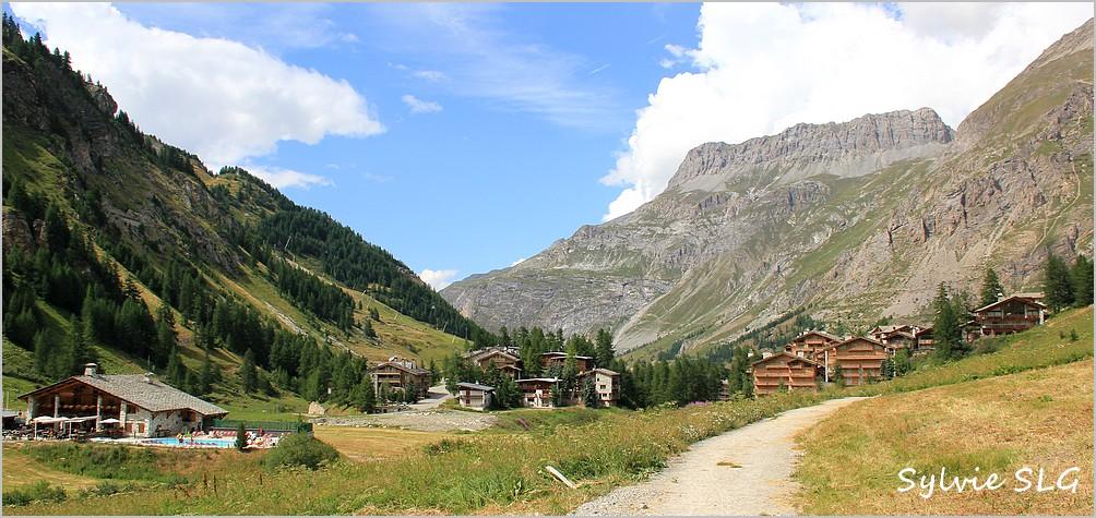 Val d'Isère - la Vallée du Manchet