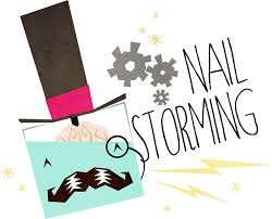 Nailstorming 64# Bisous Bisous
