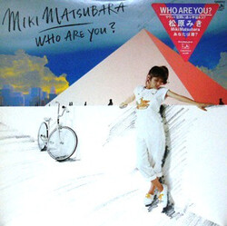 Miki Matsubara - Who Are You - Complete LP