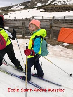 Du ski de fond à Prat-de-Bouc !