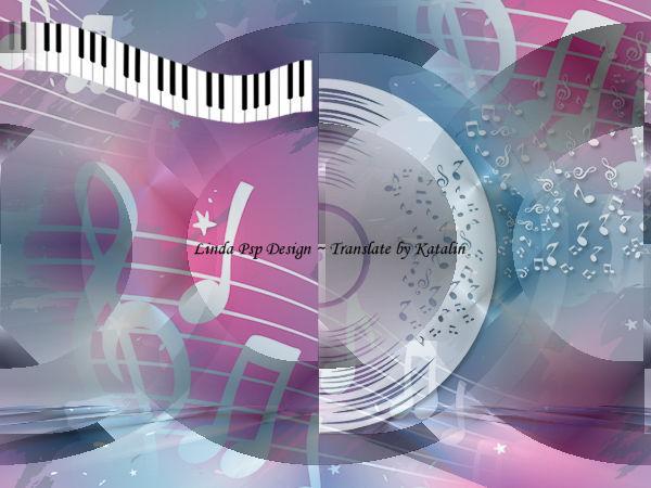 Linda Psp Design ~ Listen to the music