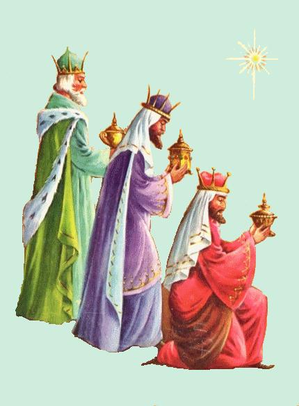 Rois Mages-Crêches Série 3