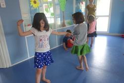 la danse (suite en GS-CP)