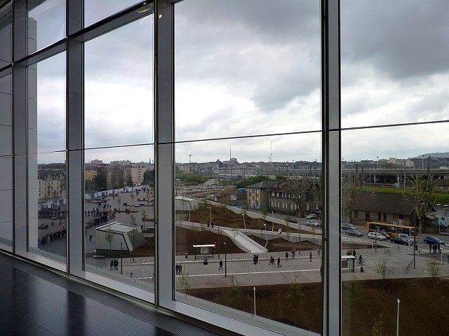 Galeries du Centre Pompidou-Metz 11 Marc de Metz 29 02 2013