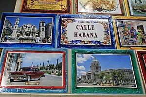 Cuba-La Havane(73) marché artisanal