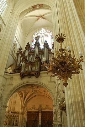 La cathédrale ...