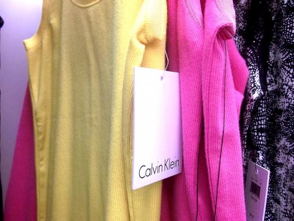 La mode chez C.K.