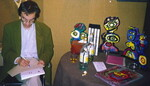 CV complet - expositions, publications 1992 Yves Le Pestipon Simone Boudet