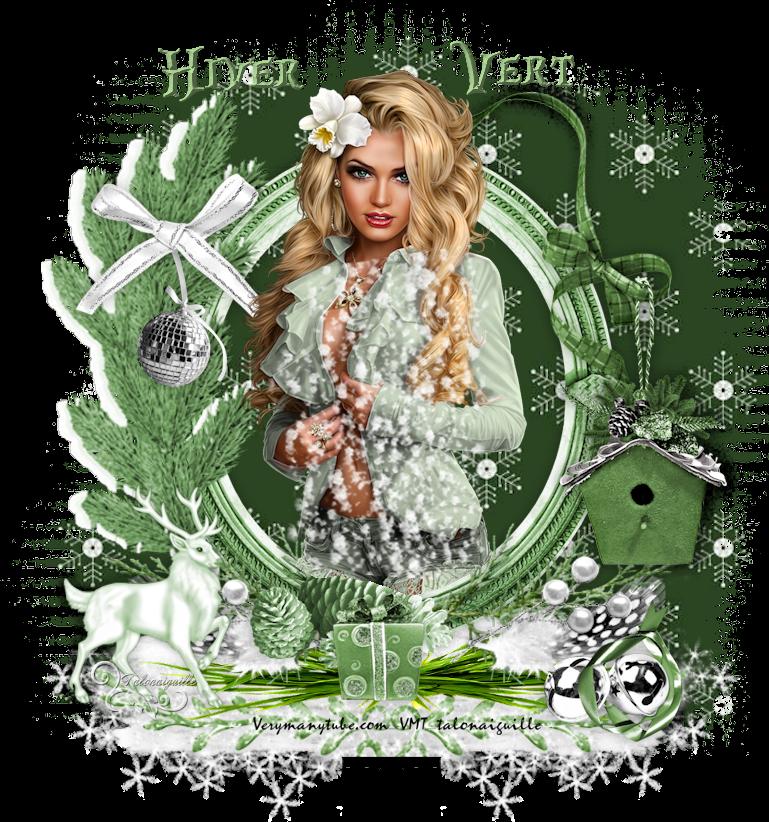 *** Hiver vert ***