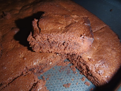 Brownie express Thermomix