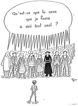 """04 - Job: la violence du """"tous contre un"""""""