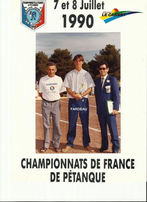 Les qualifiés do 06 en Tête à Tête 1966 à 1999