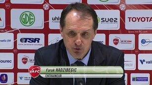 Séance football web: entraineur professionnel: Faruk Hadzibégik