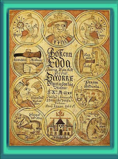 Edda Snorri sturluson