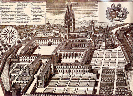 Enumérat'IFS : la richesse d'une abbaye