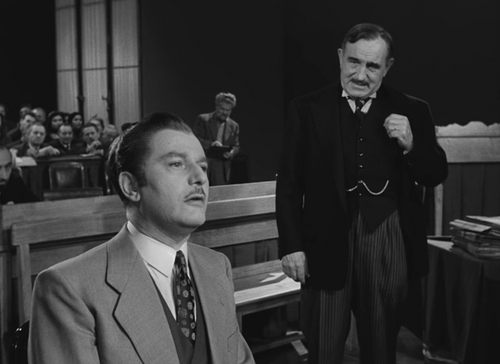 L'affaire Maurizius, Julien Duvivier, 1954