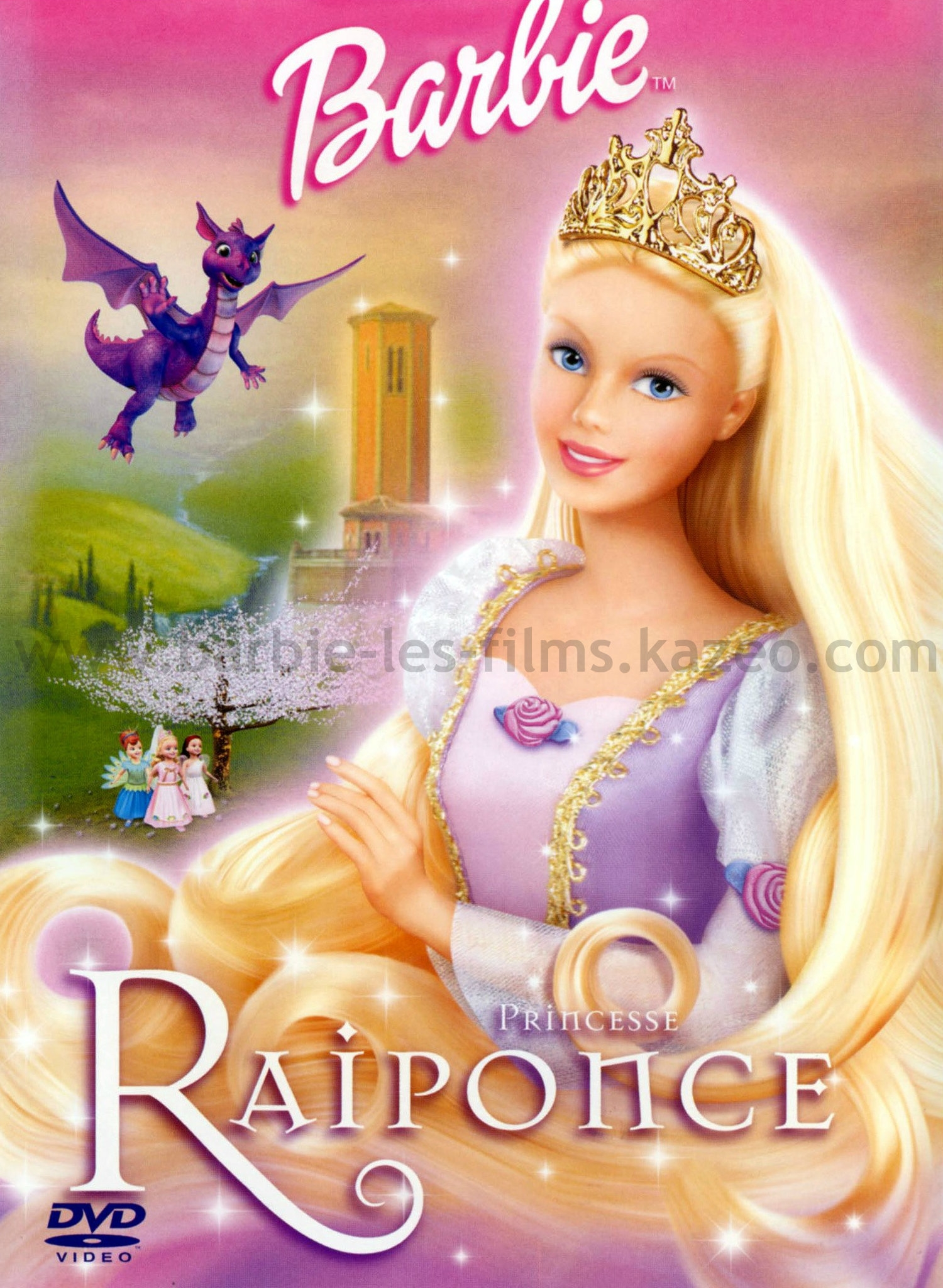 Barbie_princesse_Raiponce