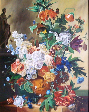 Bouquet JanVan Huysen