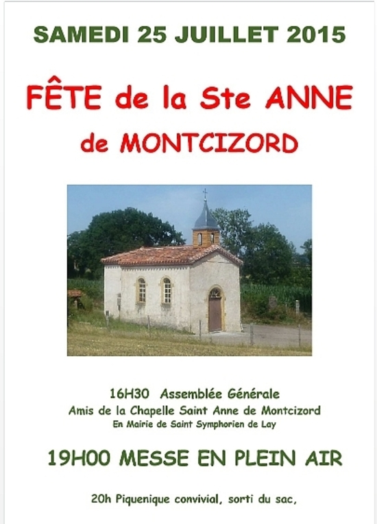 chapelle montcizord