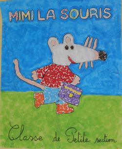 La rentrée avec Mimi la souris