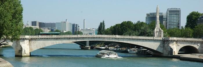 Les plus beaux ponts de Paris