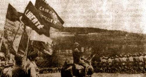 1er/13mai17-Défilé révolutionnaire.Champaubert