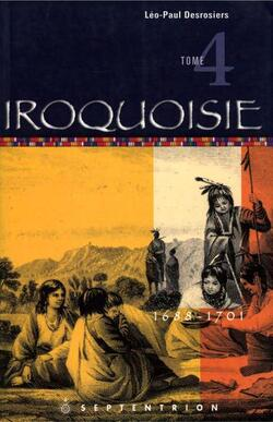 Lecture en cours : Iroquoisie Tome 4