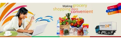 Grocery Delivery At Home Is the Most Comfy Mode to Buy Kitchen Urgencies