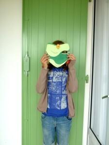 Masque Elisa