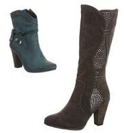 Deviens Cendrillon... Boots & Bottes Anna FIELD